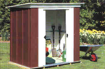 Garden Buildings protect your kit!