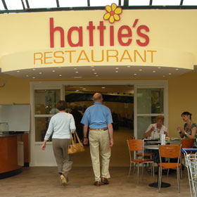 Hattie's Restaurants - owned and run by Stephen H. Smith's